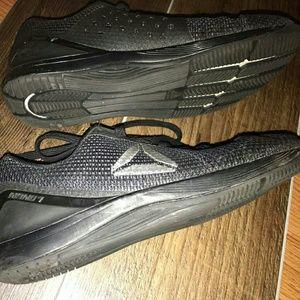 Reebok CrossFit Black Shoes Size 9 Nano 7